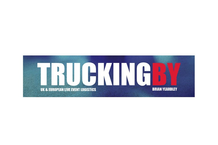 trucking by