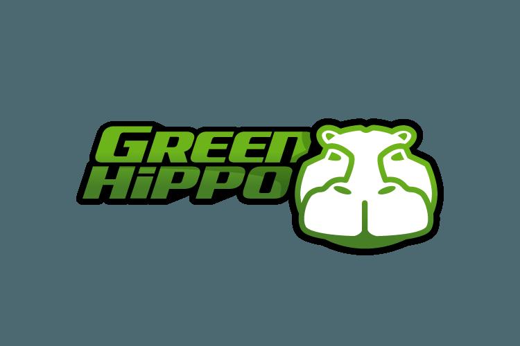 green hippo